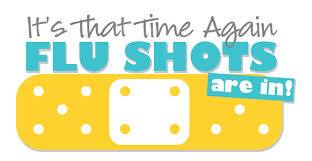 It s that time again, flu shots are in!